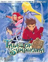 Tales Of Symphonia(TM) Official Strategy Guide by Birlew Dan Marcus Phillip