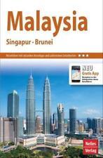 Nelles Guide Reiseführer Malaysia - Singapur - Brunei (2017, Taschenbuch)
