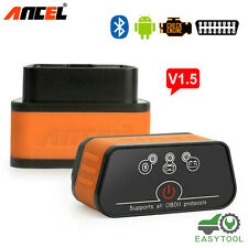 OBD2 Fault Code Reader Scanner ICAR2 Car Diagnostic Tool for Android Bluetooth