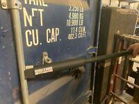 "2040,ft shipping container door opening tool ""isolever"" Excel longer handle"
