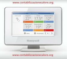 Honeywell Nuovo Modello EvoHome WiFi Integrato - ATC928G3027+ATF800
