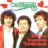 (CD) Die Flippers – Herzen Brauchen Zärtlichkeit - Lotosblume, Mona Lisa, u.a.
