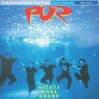 """PUR """"NICHTS OHNE GRUND"""" CD NEUWARE"""