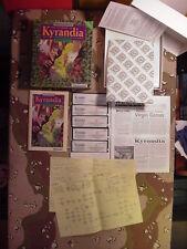 "The Legend of Kyrandia BOOK ONE PC BIG BOX (Westwood, 1992) 5.25"" DOS Poster"