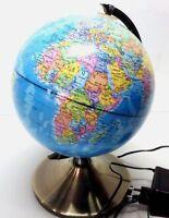 Buki 7341B Globe Jour et Nuit Globe lumineux dans la nuit