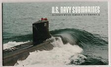Submarines Prestige Booklet Containing Two Panes Scott 3373-3377 - BK279 By USPS