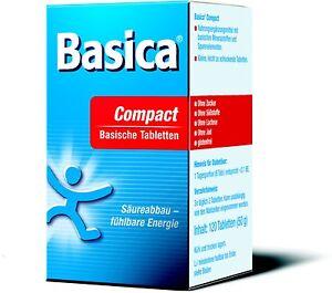 Basica Tabletten 120 Stück