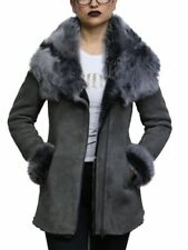 Lamb Suede Coats & Jackets Winter for Women