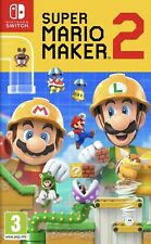 Super Mario Maker 2 NINTENDO SWITCH (VERSION NEUF ET SOUS BLISTER 10 UNITES)