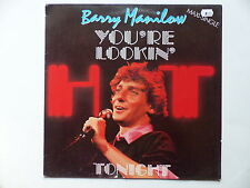 "MAXI 12"" BARRY MANILOW You're lookin 600983"