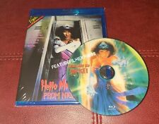Hello Mary Lou Prom Night II Blu-ray Movie (MOD, 1987) New