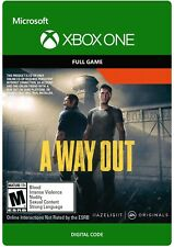 A Way Out (Xbox One) - Digital Code