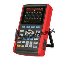 UTD1050DL Handheld 2CH 50MHz Oscilloscope Scopemeter 250MS/s Multimeter 2in1 USB