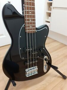 IBANEZ TALMAN TMB30 SHORT SCALE BASS GUITAR WITH FLATWOUNDS AND ALNICO PICKUPS