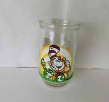 Welch's Dr Seuss Jelly Jar Number 1 Cat In The Hat
