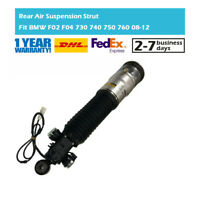 Rear Right Air Suspension Spring Strut Fit BMW 7 Series F02 750 37126796930