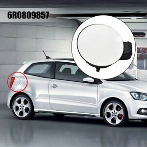 For VW Polo 2011-19 Fuel Gas Tank Door Lid Cover Flap Cap Unprimed 6R0809857 UK