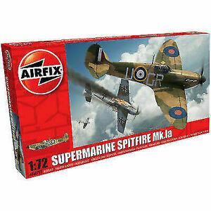 Airfix A01071B Supermarine Spitfire Mk.Ia Model Kit