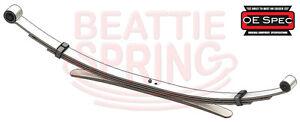 Rear Leaf Spring for Dodge Ram 1500 Rear Leaf Spring 2002 - 2009 4 Leaf OE Spec
