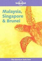 Malaysia, Singapore and Brunei (Lonely Planet Country Guides), Wheeler, Tony,Cro