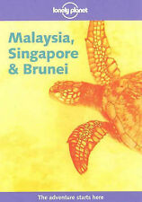 Lonely Planet Malaysia Sing & Brun (Lonely Planet Malaysia, Singapore & Brunei: