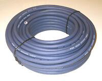 25m Rolle Lautsprecher Kabel Boxen Kabel 4adrig 4x 2,5 mm²   graublau