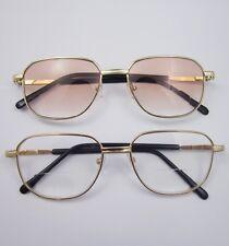 Sun reader Bifocal Clear Reading Glasses Gradient Tint Sunglasses +1 +2 +3 +4