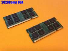 TESTED* SAMSUNG 8GB (2 x 4GB)  DDR2-800MHz PC2-6400 SODIMM Memory RAM for Laptop