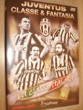 DVD N° 1 JUVENTUS CLASE & FANTASÍA EL CLASE ITALIANA CORRIERE DE DEPORTE JUVE