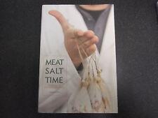 MEAT SALT TIME SALUMI MASTER CRISTIANO CREMINELLE /TONY SEICHRIST *UK POST £3.25