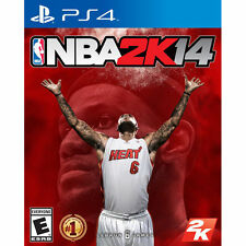 NBA 2K14 (Sony PlayStation 4, 2013) PS4 DISK ONLY