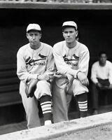 Dizzy & Paul Dean Photo 8X10 Cardinals 1934 - Buy Any 2 Get 1 Free