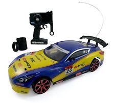 Remote Control Super Fast Drift Champion R/C Sports Car 4Wd Drifting Race 1:14