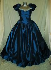 "Southern Belle Civil War Old West Nutcracker SASS Ball Gown Dress, 40"" Bust"