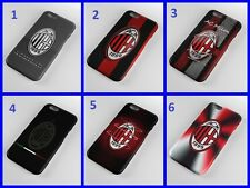 AC Milan Apple iPhone 4 4s 5 5s 5c SE 6 6s 6 6s Plus 7 7 Plus case cover hülle