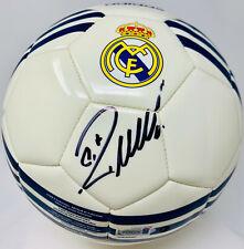 Real Madrid Cristiano Ronaldo Signed Adidas Soccer Ball Beckett BAS Witnessed