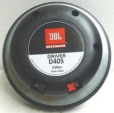 """JBL / Selenium D405 Super Driver 150W RMS 8 Ohms 2"""" Exit"""