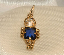Zircon Yellow Gold Beauty Fine Necklaces & Pendants