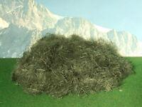 Prato in fli d'erba mm.8 per modellismo verde scuro gr. 15 - Krea 1373