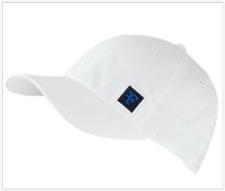 Nike Court Aerobill Roger Federer RF H86 Logo Tennis Cap Hat Aq9094-100 White