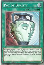 Pot of Duality SDHS-EN034 Common Yu-Gi-Oh Card 1st Edition New