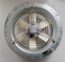 Profi Ventilator 310mm feuerverzinkter Rahmen für robusten Einsatz 2100m³/h