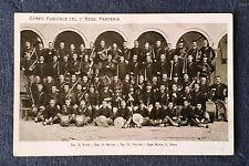 Cartolina Militare Corpo Musicale I° Reggimento Fanteria (non viaggiata) FC_3/17