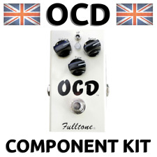 Fulltone OCD - build your own boutique clone guitar effect pedal component kit