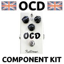 Fulltone Ocd-Construye tu propio clon Efecto de Guitarra Pedal de Boutique Kit De Componentes