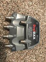 Digimax Cable TV Amplifier Signal Booster Amp 4 Port Splitter DA4T