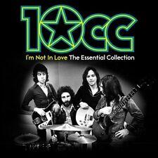 10cc - I'm Not In Love: The Essential 10cc CD FREE UK P&P