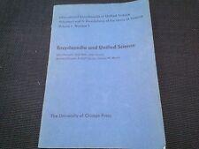 ENCYCLOPEDIA & UNIFIED SCIENCE Niels Bohr Dewey Bertrand Russell Rudolf Carnap
