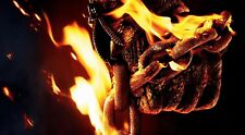 Ghost Rider Poster Length :800 mm Height: 500 mm SKU: 4145