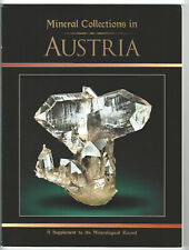 Mineralogical Record - Mineral Collections In Austria